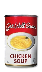 Get Well Chicken Soup 150