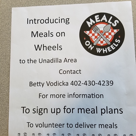 Meals on Wheels poster 450