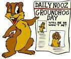 groundhog newspaper